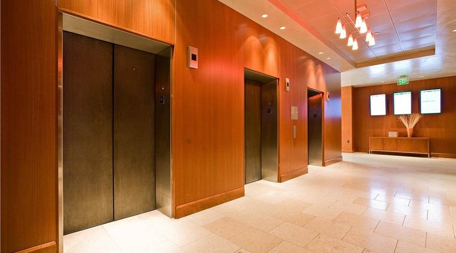 اخذ استاندارد آسانسور