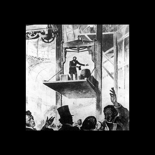 اولین آسانسور